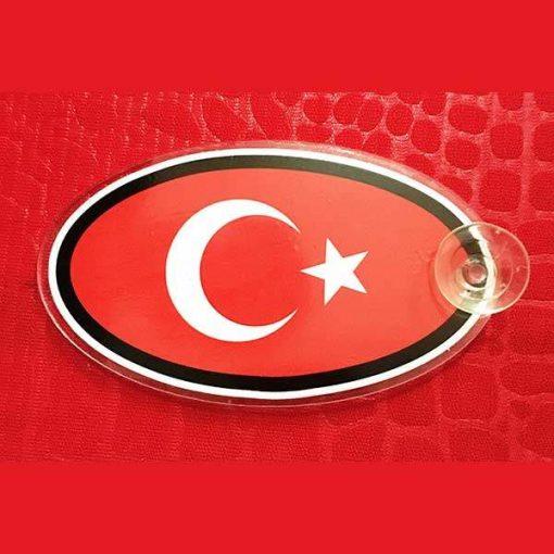 Pleksi Arma Vantuzlu Türk Bayrağı, Pileksi Arma Vantuzlu, Pleksi Arma, Arma