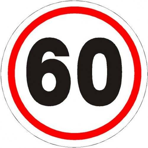 Tır Hız Limit 60