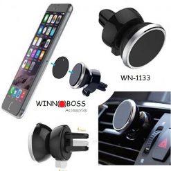 Winnboss Mıknatıslı Telefon Tutucu, Mıknatıslı Telefon Tutucu, Telefon Tutucu