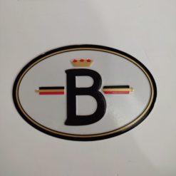 B Oval Metal Arma, B Oval, Metal Arma, Arma